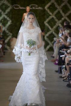 Oscar de la Renta Bridal SS13