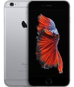 iPhone 6s Plus 128 GB Space Grau - Apple (DE)