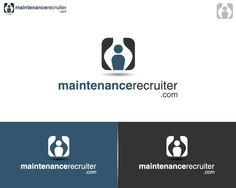 Maintenance Recruter  |  Featured Logo Design  |  logobids.com  |  #logo #design