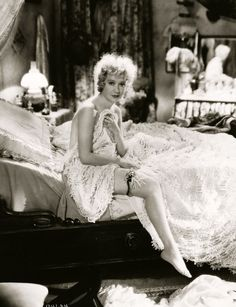 Miriam Hopkins in Dr. Jekyll and Mr. Hyde (1932)