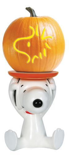Peanuts Snoopy Pumpkin Stand $25.49