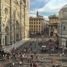 Piazza Duomo, Firenze