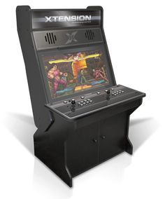 Xtension Sit Down Pro Arcade Machine for the Xbox 360 and PS3