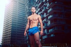 SEE more photos from 2EROS Men's Swimwear and Underwear ICON Boxer Shorts Collection: http://on.ftv.com/1bhFvCn
