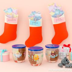 Leche, cacao, avellanas, azúcar... ¡Y Mr. Wonderful! #mrwonderfulshop #nocilla #chocolate #christmas