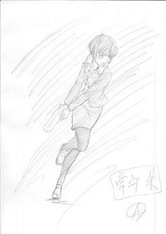 """Psycho-Pass"" Akane Tsunemori Figure Planned for Summer"