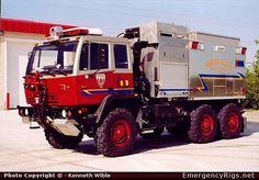 Wildland Fire Trucks   Saulsbury Commercial Cab Wildland Emergency Apparatus Fire Truck Photo