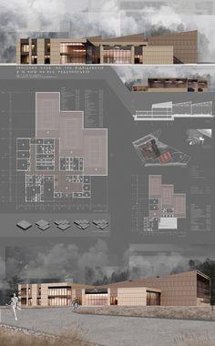 Portfolio Design Layouts, Layout Design, Branding Portfolio, Concept Board Architecture, Architecture Presentation Board, Revit Architecture, Presentation Boards, Architecture Diagrams, Architecture Student Portfolio