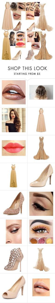 """""""9"""" by karenrrios on Polyvore featuring Jenny Packham, Circus by Sam Edelman, Head Over Heels by Dune, Sergio Rossi, Masquerade y Dorothy Perkins"""