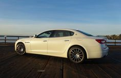 2015 Maserati Quattroporte GTS This is the one I want!