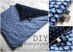 Maries Fabrik: DIY // babydynebetræk