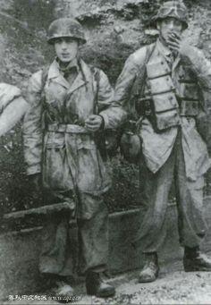 Fallschirmjager - Gran Sasso raid september 1943, pin by Paolo Marzioli