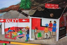 spaza shop South African Art, Love Art, Paintings, Artists, Live, Places, Illustration, Shop, Books