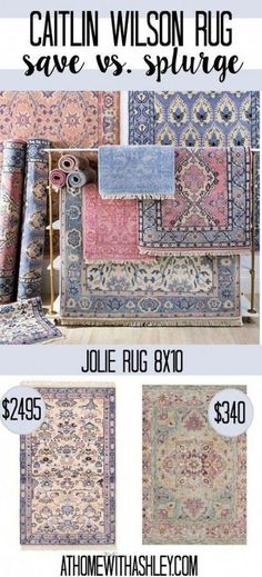 Caitlin wilson rugs on a budget. need one of these gorgeous rugs but can't afford it? i share how to find a look alike or dupe. perfect for the living room, Living Room Decor On A Budget, Diy Home Decor On A Budget, Small Living Rooms, Home Decor Bedroom, Bedroom Ideas, Small House Decorating, Decorating On A Budget, Celine, Thrifting