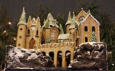 Amazingly Creative Gingerbread Houses | Just Go Places
