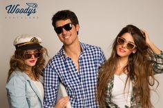 ♥ Wood Sunglasses ♥ by Woodys Barcelona