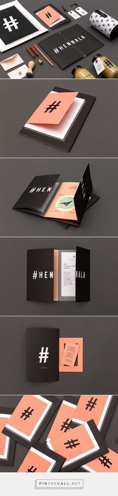Hennala Branding on Behance | Fivestar Branding – Design and Branding Agency & Inspiration Gallery