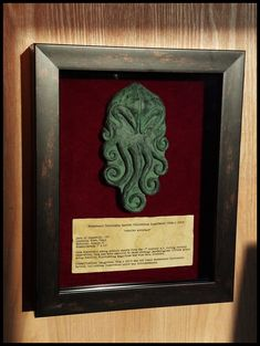Cthulhu Artifact 2
