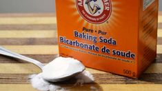 Baking soda is also a good treatment for brassy hair