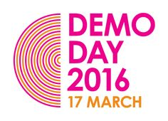 Pin this logo on your board to show you've pledged for Demo Day!