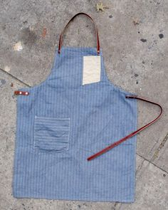 Aprons Hot Japanese Style Denim Apron For Chef Kitchen Cooking Bbq Kitchen Apron For Woman Man Adjustable Pocket Chef Works Bib Smock For Improving Blood Circulation Household Cleaning