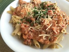 ... Simply Cajun Chicken Pasta {on the lighter side} by Deals to Meals
