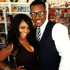 Flex and Shanice Anderson - Another long-standing couple.