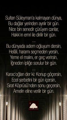 Karacaoğlan : Sultan Süleyman'a Kalmayan Dünya Anadolu Çınarları poster