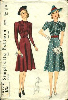 simplicity dress 3220 | Flickr - Photo Sharing!