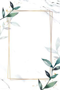 Watercolor Flower Background, Flower Background Wallpaper, Framed Wallpaper, Green Watercolor, Cute Wallpaper Backgrounds, Flower Backgrounds, Cute Wallpapers, Iphone Wallpaper, Instagram Background