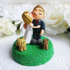 Hey, I found this really awesome Etsy listing at https://www.etsy.com/listing/156422093/custom-wedding-cake-topper-kissing