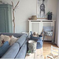 Ikea, Radiator Cover, Interiores Design, Radiators, Sweet Home, New Homes, Throw Pillows, Contemporary, Living Room
