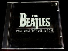 The Beatles. Past Masters. Vol One. Apple. 18 Track CD. VGC. The Beatles, Masters, Past, Track, Apple, My Love, Ebay, Master's Degree, Apple Fruit