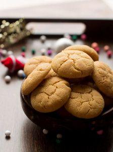 Eggless Ghee Cookies Recipe