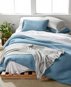 Calvin Klein Modern Cotton Body Full/Queen Duvet Cover - Bedding Collections - Bed & Bath - Macy's