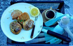 Deser z kaszy amarantus z jabłkami i cynamonem – Kuchnia w formie