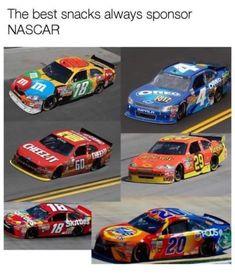 Wahooo NASCAR ROCKS BABY!!!!!