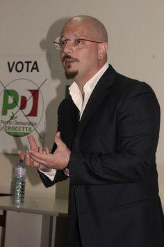...una mia Lezione presso la sede del PD di Caltanissetta