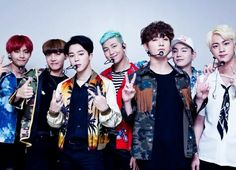 BTS fire ~