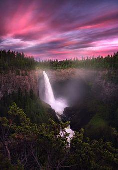 Wells Gray Provincial Park, British Columbia, Canada | Daniel Greenwood on 500px