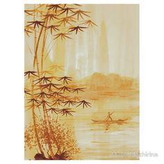 LAKE - landscape art