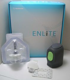 Inserting the Enlite Sensor with Paradigm® Veo™ insulin pump - all by Medtronic