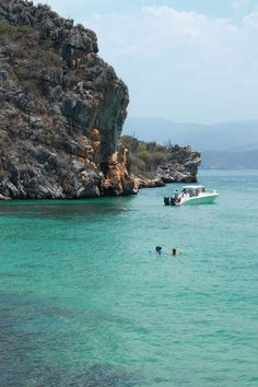 Isla el Faro. Mochima