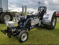 Truck And Tractor Pull, Truck Pulls, Antique Tractors, Farming, Monster Trucks, Engineering, Chain, Tractor Pulling, Necklaces