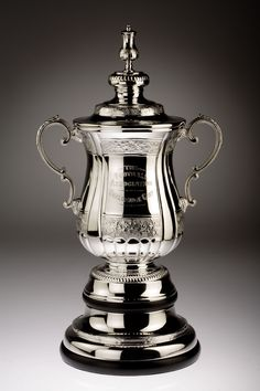 Toye & Co are proud manufacturers of the current FA Cup which has been in use since the 1992 final. Trophies And Medals, Sports Trophies, Football Trophies, Football Final, Fifa Football, Jules Rimet Trophy, Blackpool Fc, Sunderland Afc, Champions League Football