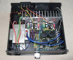 50W LM3886 Power Amplifier
