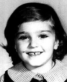 Madonna Celebrity Childhood photos