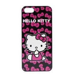 * Fits the iPhone Personalize your iPhone with a Hello Kitty wrap* Protects from Scratches and Bumps* Close Fitting Slip On CaseHello Kitty Polycarbonate Wrap for iPhone : This item is brand new, unopened and sealed in its original factory box.