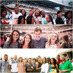 THE JESUS GENERATION Passion Pretoria and Cape Town full of beautiful people gathered together as one Church under the name above all names. JESUS! by passion268