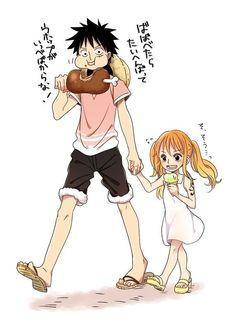Nami&Luffy :)
